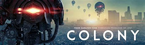 cast info colony usa network