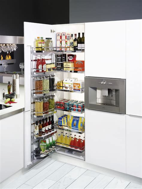 Pull Out Kitchen Cabinet Shelves by 8 Small Pantries That Are Big On Storage