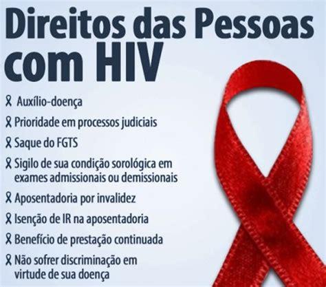 pessoas com hiv tem direito a aposentadoria especial direitos de portadores hiv aids inss 2018