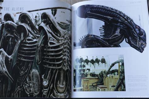 alien cookbook aliens the set photography book review halcyon realms
