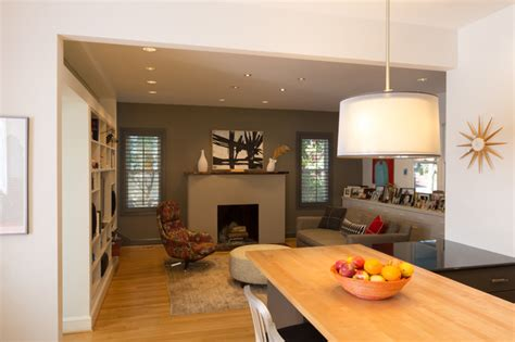 70s house renovation 70s house renovation contemporary family room dc metro by meditch murphey