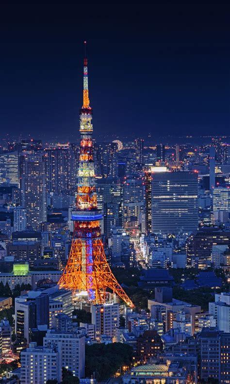 tokyo tower japan  wallpapers hd wallpapers id