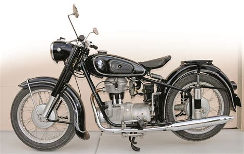 Bmw Motorrad 250 by Retrospective Bmw R25 3 250 1953 1955 Rider Magazine