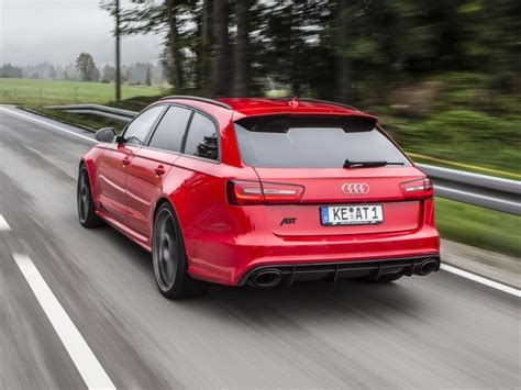 Audi Mit 700 Ps by Audi Rs6 Avant Nach Abt Tuning Mit 700 Ps Auto Motor
