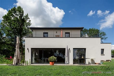 Collection of Awesome Photo Maison Contemporaine Contemporary ...