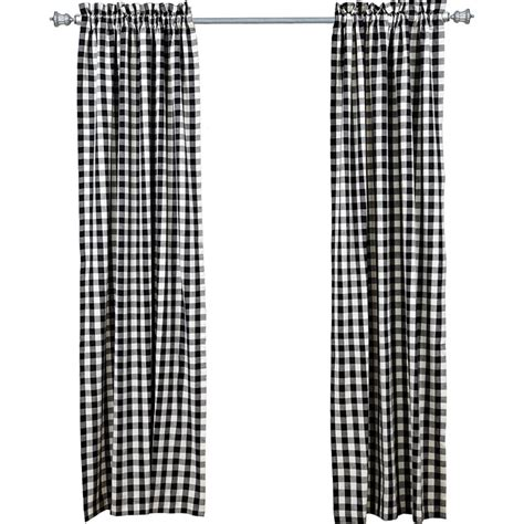 black buffalo check curtains black check curtains primitive burlap black check shower