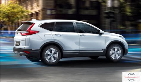 Honda Crv 2020 Release Date by 2020 Honda Crv Changes Release Date And Price 2018
