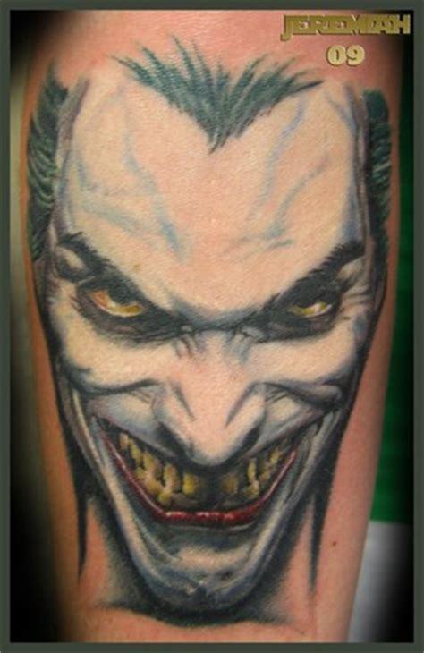 tattoo evil joker forbidden images custom tattoo tattoos evil joker