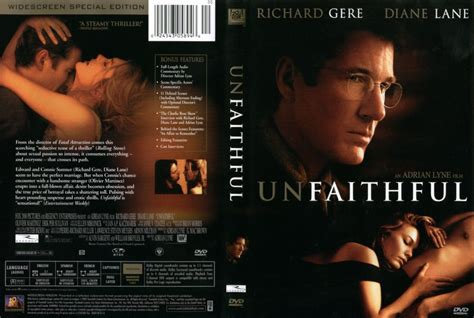 film unfaithful complet 2002 unfaithful movie dvd scanned covers 211unfaithful