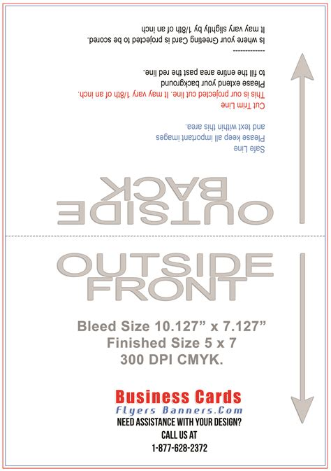 10 x 7 card template pdf greeting card templates business cards flyers and banners