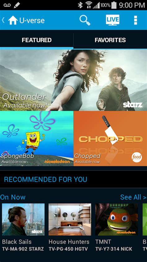 att uverse apps for android at t u verse android apps on play