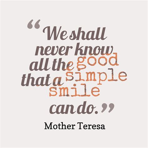 Picture Mother Teresa quote about good.   QuotesCover.com