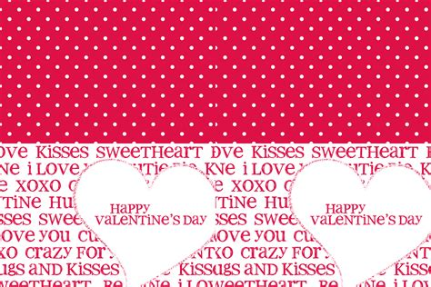 valentine bag toppers printable valentines day bag toppers 8 best images of printable valentine bag toppers