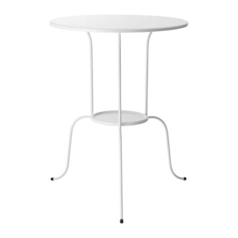 Ikea White Side Table Lindved Side Table Ikea
