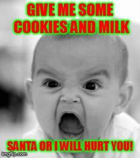 Baby Milk Meme - angry baby meme imgflip