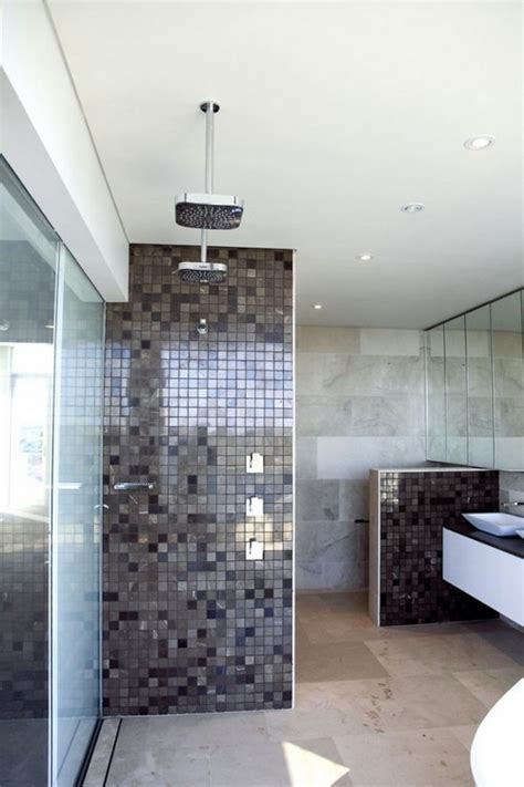 Modern Bathroom Mosaic Design 20 Square Mosaic Tiles For Your Bathroom Messagenote