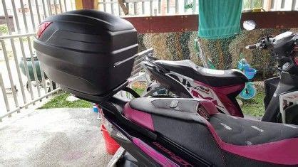 Box Aki Mio Soul yamaha blue heavy duty givi box bracket mio soul i 125 mio i 125 motorcycle accessories