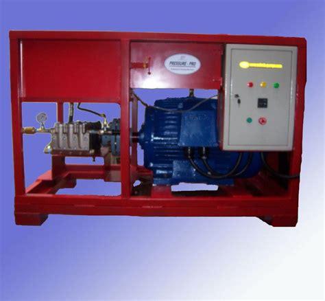 Mesin Water Jet Jual Pompa Water Jet 350 Bar Mesin Steam Dengan Kekuatan