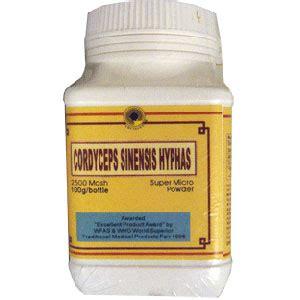 Special Tung Chung Shia Chao cordyceps sinensis hyphas powder herbs