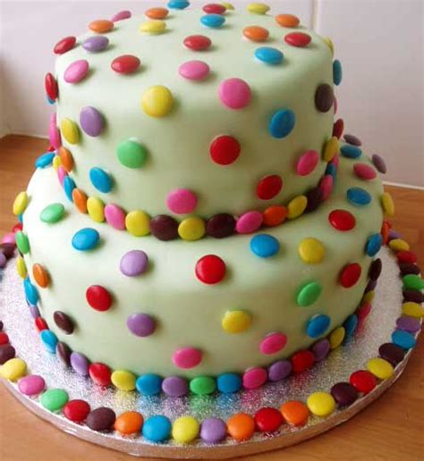 kuchen smarties pin smartie birthday cake lets cook at home cake on