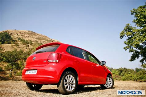 volkswagen polo red vw polo gt 1 2 tsi review and scrumptious motoroids