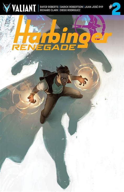 harbinger renegade volume 2 books valiant entertainment comics for december 21st 2016 the