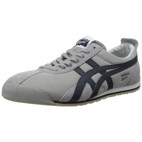 fencing shoes asics mens onitsuka tiger fencing shoes in grey navy ebay
