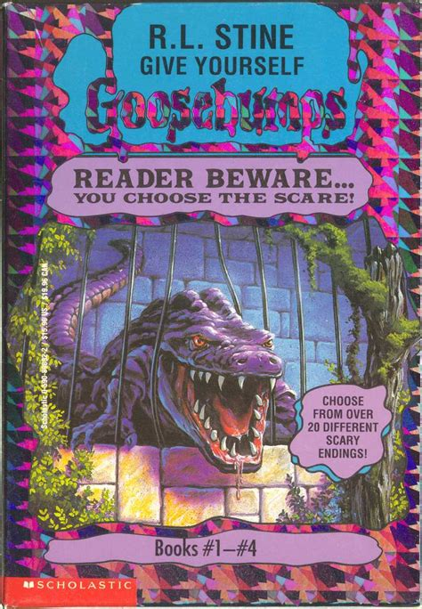 goosebumps books pictures give yourself goosebumps