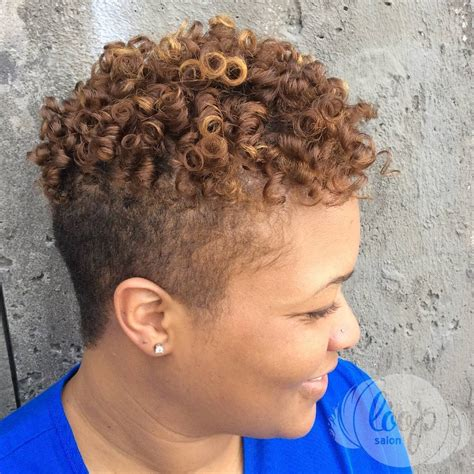 Hairstyle Tapered by 40 Tapered Hairstyles For Afro Hair