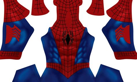 spiderman pattern suit spider man earth 616 pattern crazyfranky sellfy com