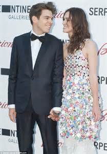 Not So Happy Keira Knightley And Boyfriend Rubert Friend by Keira Knightley And Righton To After At