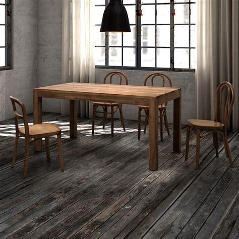 modern distressed furniture fillmore dining table distressed modern digs furniture