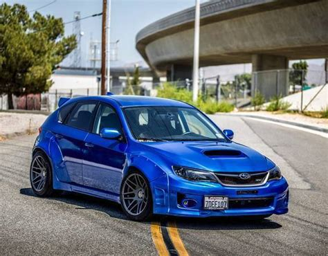 widebody subaru impreza hatchback subaru 2014 impreza wrx limited 5 speed hatchback with