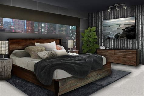 guys home interiors apartment bedroom studio apartment decorating for men