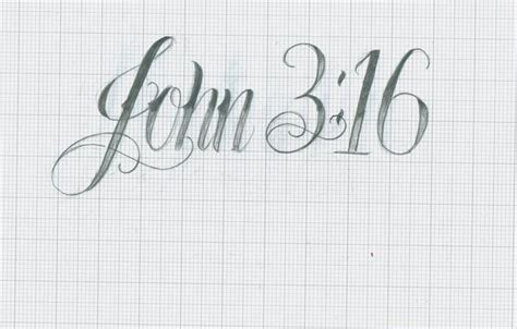 john 3 16 tattoo designs 3 16 by 12kathylees12 on deviantart