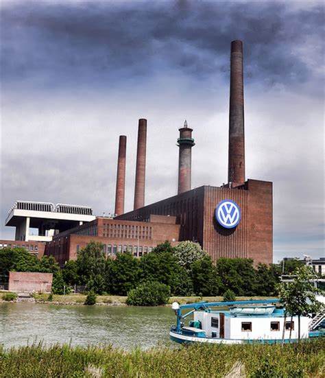 Volkswagen Factory Wolfsburg Germany Flickr Photo Sharing