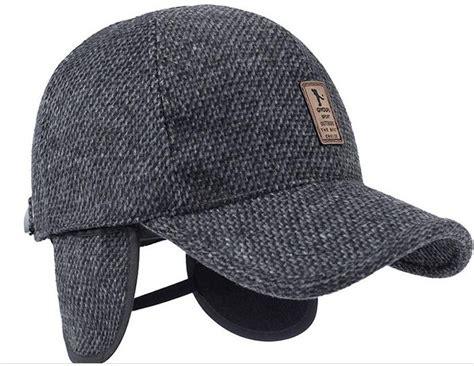 popular mens winter baseball caps buy cheap mens winter