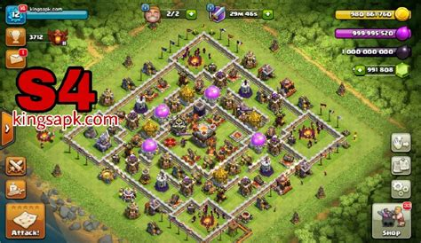 download game coc mod for gingerbread clash of magic coc privat server mod apk v9 256 20