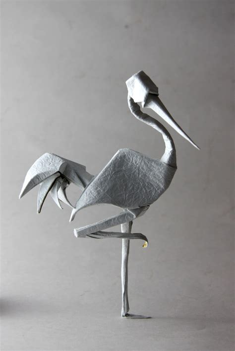 Origami Crane Designs - 24 beautiful migratory origami birds for the origamimigration