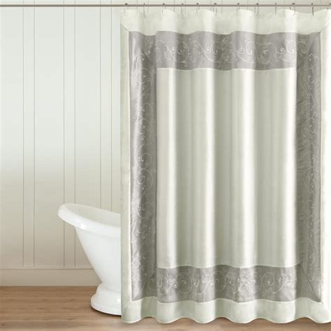 shower curtains kmart cannon ornate shower curtain home bed bath bath