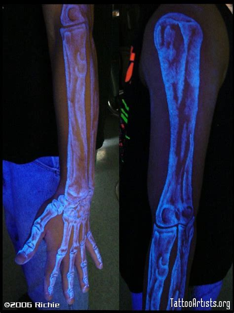 blacklight tattoo find a way to breathe black light tattoos