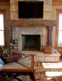 25 best ideas about rustic fireplaces on