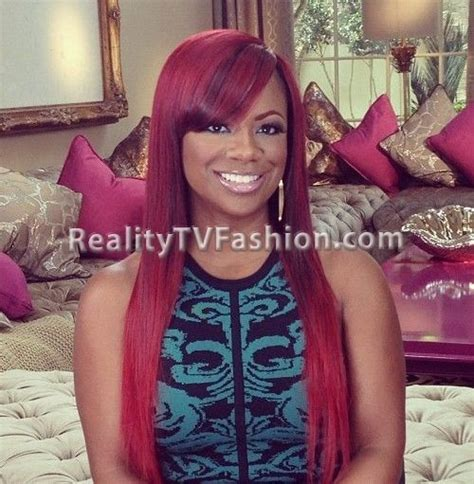 kandi burruss hair line kandi burruss blue black parker kiley knit a line