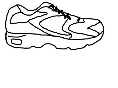 running shoe with sensor clip clipart panda free
