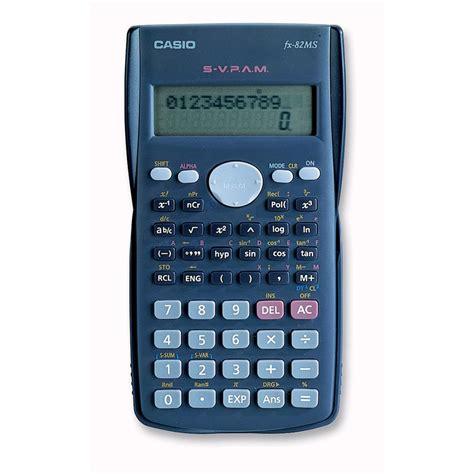 calculator uk casio fx82 ms rekenmachine blokker