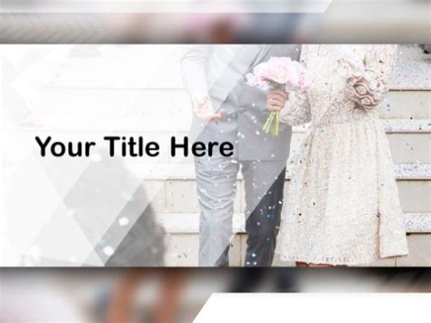 Free Powerpoint Templates Myfreeppt Free Wedding Powerpoint Templates