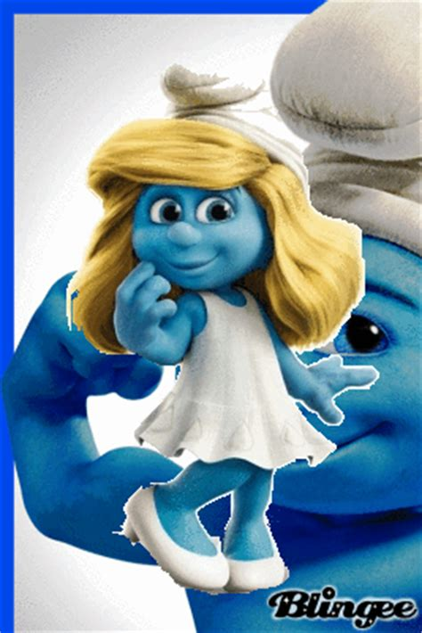 smurf picture 134066474 blingee com