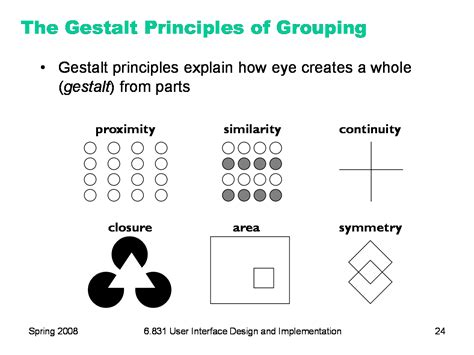folksonomy gestalt principles similarity graphic design joy studio design gallery