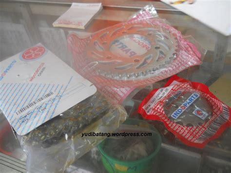 Gear Paket Kc Vixion rante indopart yudibatang