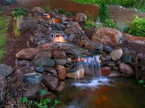Ponds And Waterfalls For The Backyard by Pond Pictures Waterfalls Backyard Koi Pond2